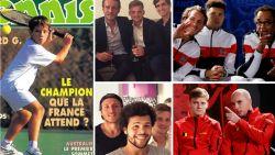 Alles wat u moet weten over de Franse én Belgische Davis Cup-ploeg: vrolijke vrienden, de Franse verrassing en een kindster