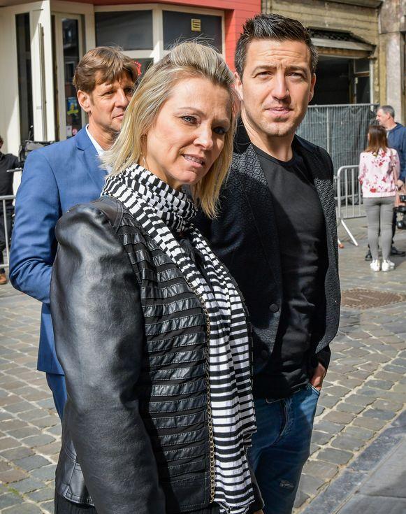 Matthias Lens en Laura Lynn