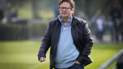 """Coucke niet zeker dat zijn project-Anderlecht zal slagen: """"Ik heb hier in een maand al meer werk gehad dan in mijn vier jaar bij Oostende"""""""