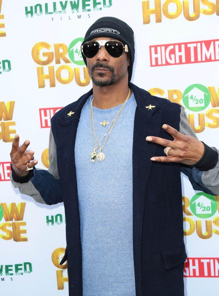 Snoop Dogg Beeld Photo News