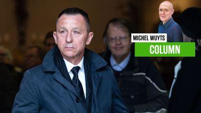"""Onze columnist Michel Wuyts over herstellende Tchmil: """"Veel geluk, Andrei"""""""