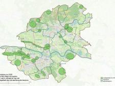 Liever zonnepanelen dan windmolens, vindt regio Arnhem-Nijmegen: 'Maar dat wordt wel duurder'