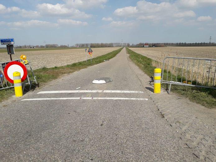 De Clarapolderweg.
