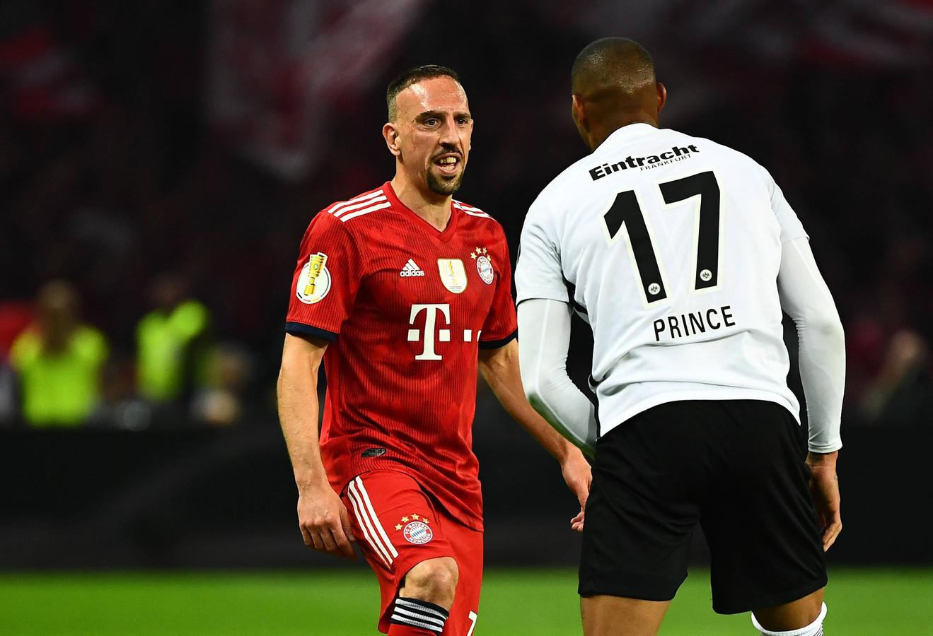 Franck Ribery speelde jarenlang voor Bayern München.