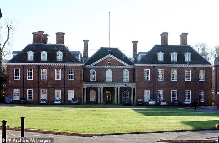 Marlborough College, de school waar Kate tot volle ontplooiing kwam.