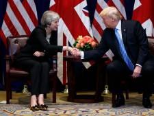 Trump: 'Boris Johnson zou excellente opvolger zijn van May'