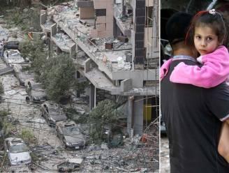 Totale ravage in Beiroet na explosie met meer dan 110 doden en 4.000 gewonden, ook twee Belgen omgekomen