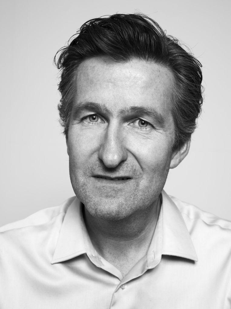 Ronald Ockhuysen Beeld Robin de Puy