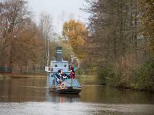 Sint en pieten krijgen warm onthaal in Nijverdal