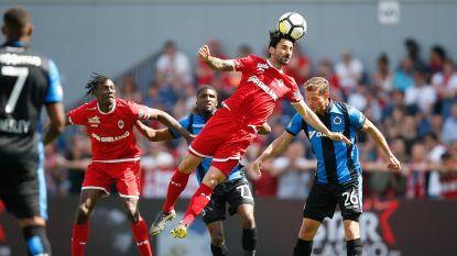 LIVE. Antwerp en Club zorgen voor intense match: Yatabaré rondt counter niet af, Van Damme speelt met vuur