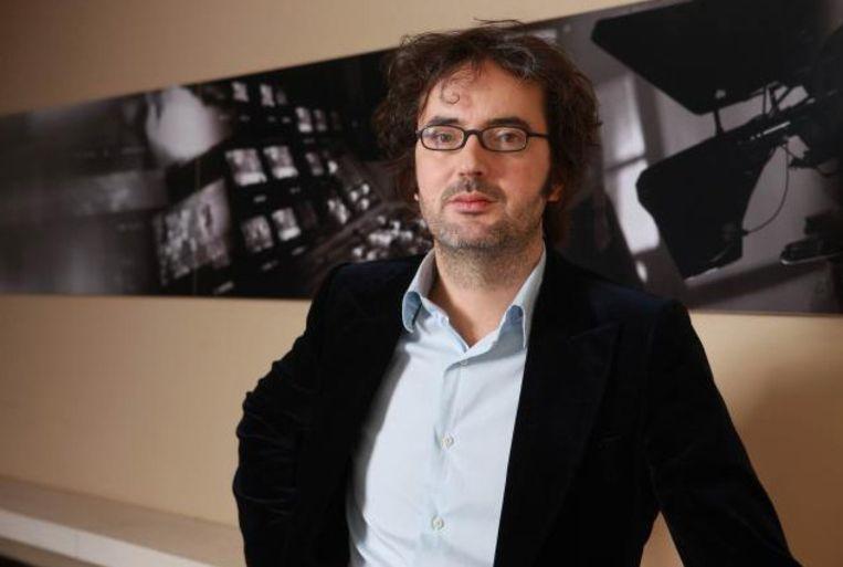 Jan Segers, voormalig programmadirecteur bij VTM. Foto uit 2011.