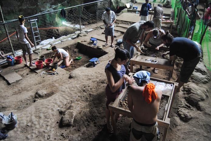 Luzonensis gebruikte stenen werktuigen en maakte jacht op neushoorns, zo blijkt uit vondsten.