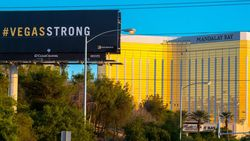 Hotel in Las Vegas verhuurt kamer festivalschuttter nooit meer