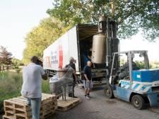 Burgemeester zeer bezorgd na vondst 'heel gevaarlijk' drugslab in Schuinesloot