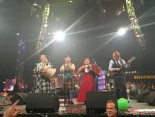 Bezoekers Mega Piraten Festijn zingen massaal mee met The Kelly Family