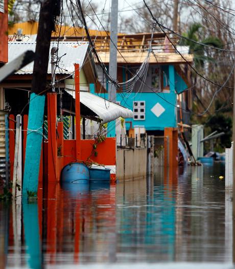 Massa-evacuatie door bezwijkende dam in Puerto Rico