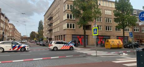 Twee slachtoffers verkeersongeval Rijnstraat met ernstig letsel naar ziekenhuis