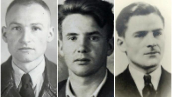 De verzetsmannen namen deel aan drie bomaanslagen in Amsterdam