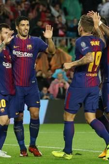 Barcelona wil bij onafhankelijkheid gewoon in Spaanse Liga blijven