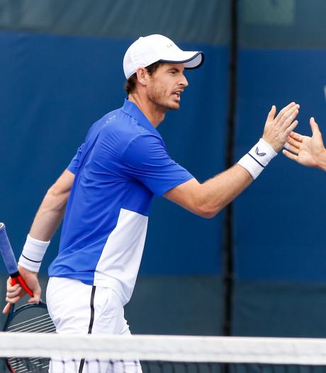 Andy Murray renonce aux doubles à l'US Open pour se consacrer pleinement à son retour en simple