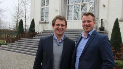 """Willem-Jan Baert en Thijs Cousaert worden schepen in 2023: """"Tijd voor de jongere generatie"""""""