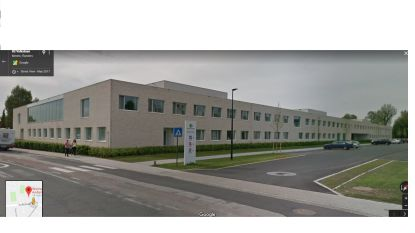 Twee stembureaus in WZC Andante