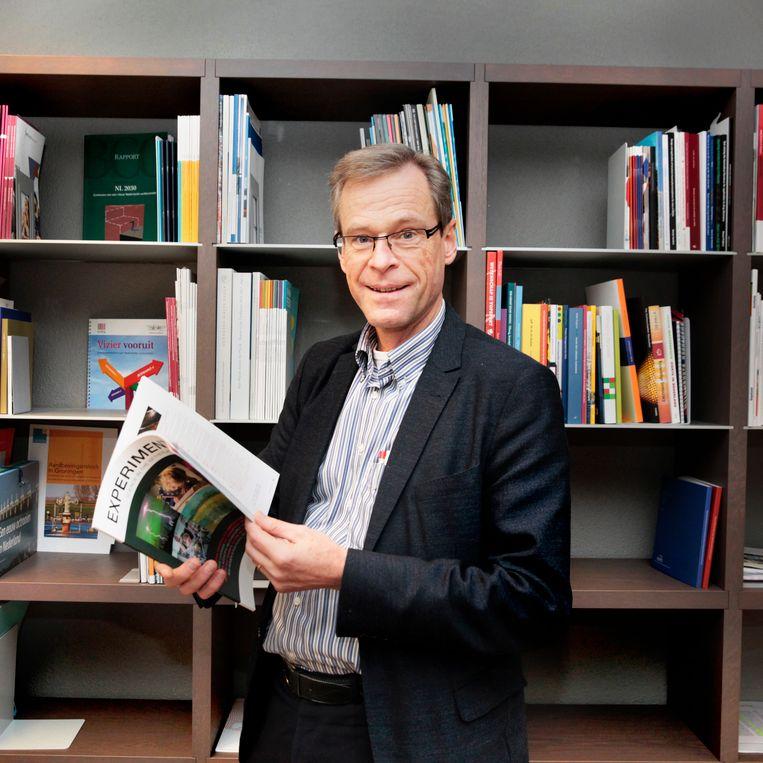 Stan Gielen, voorzitter NWO. Beeld Aurélie Geurts