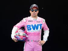 Pérez enige met corona na 5127 tests Formule 1