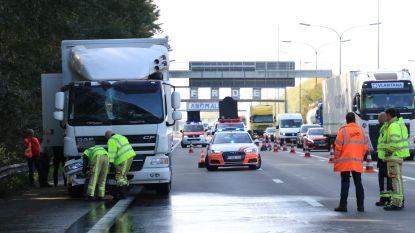 Banaal ongeval legt verkeer op E17 in de knoop
