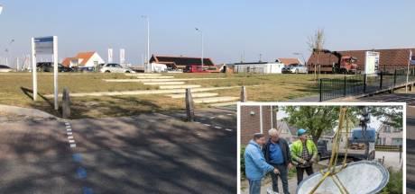 Yerseke heeft gestemd: geredde 'megamossel' verhuist naar de Havendijk