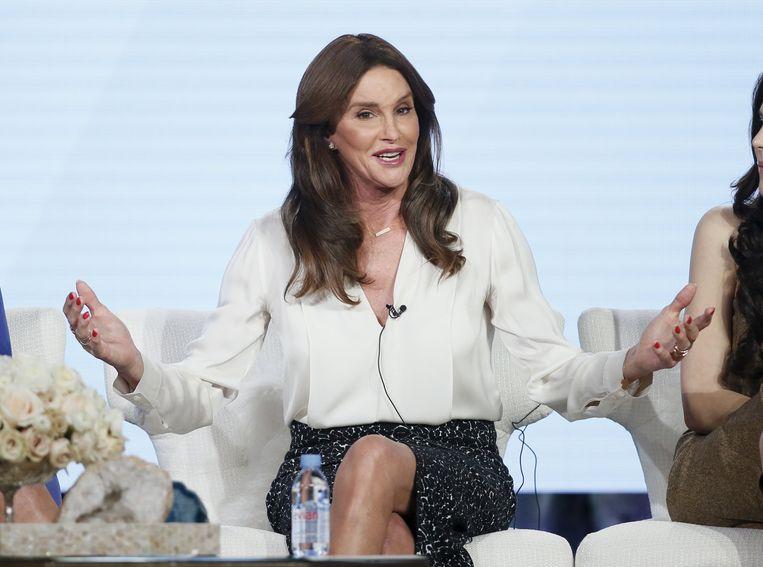"""Caitlyn Jenner was doodsbang om uit de kast te komen, maar is heel gelukkig dat ze de stap toch gezet heeft. """"Er is niets mooier dan 's morgens wakker worden en jezelf te kunnen zijn"""", vertelt ze moedig."""