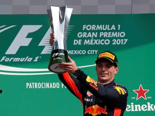Edwin van Hoevelaak is zelf groot fan van Max Verstappen en de F1.