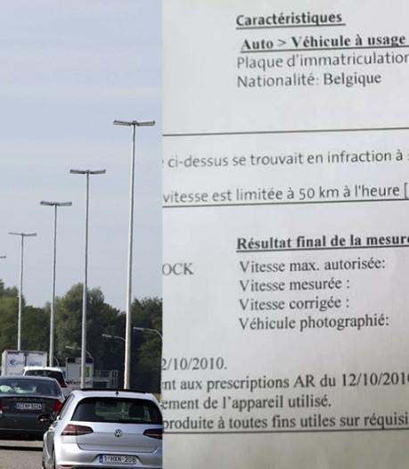 Wanneer de flitspaal op hol slaat: Belg krijgt boete voor 696 km/u met Astra