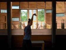 Bijzondere video Conny Janssen Danst: dansen bij de giraffen van Blijdorp