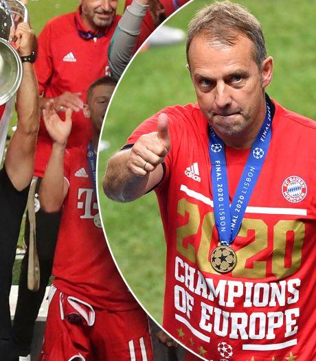 De bv'tjes bij Bayern zijn nu de voetbalmachine van Hansi Flick