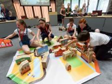 Basisschoolkinderen Meierijstad leren dat teleurstellingen ook horen bij democratie