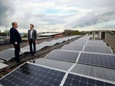 'Recordstijging aantal zonnepanelen in regio Gorinchem'