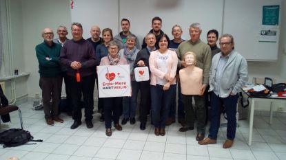 Gemeente dankzij Rode Kruis weer wat hartveiliger