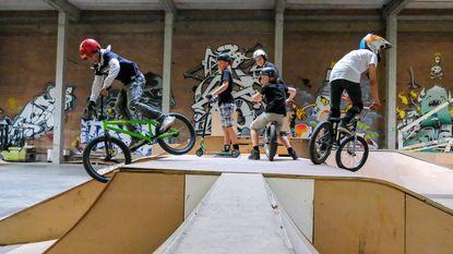 Skatepark is helemaal terug met nieuwe constructie
