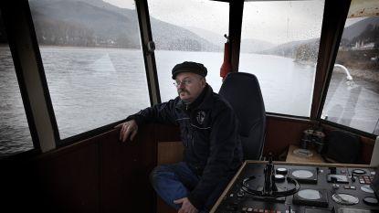 """De zeespiegel stijgt, maar de Rijn staat droog: """"Vroeger was hoogwater de grootste vijand, nu is dat laagwater"""""""