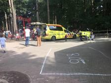 Traumahelikopter naar Dierenpark wegens speeltuinincident