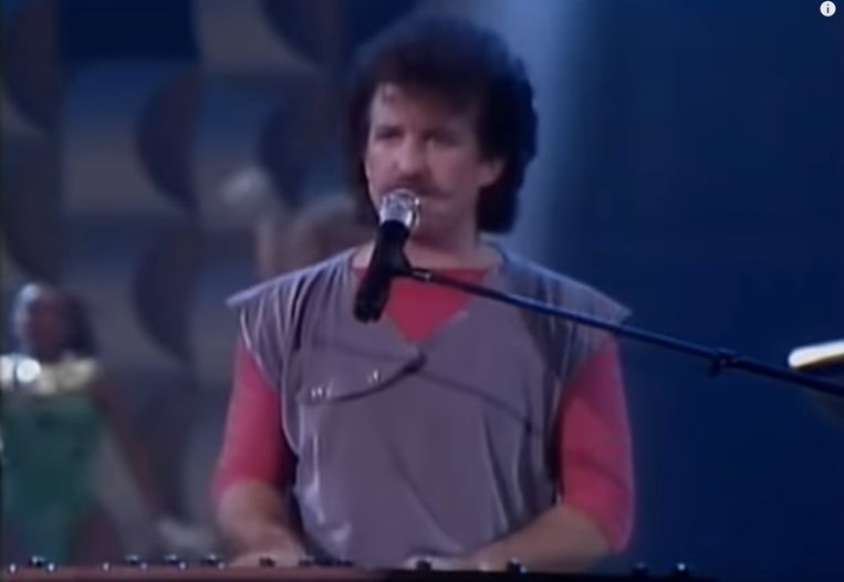 Matthew Wilder in de eighties, ten tijde van 'Break My Stride'. In zijn latere carrère was hij vooral actief als producer, onder meer van 'Tragic Kingdom', de succesplaat van No Doubt.