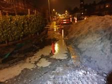 Bewoners Daltonstraat zonder water na leidingbreuk