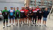 Gistel verbroedert opnieuw met Aulendiebach: 12 sportievelingen wippen de fiets op naar Duitsland