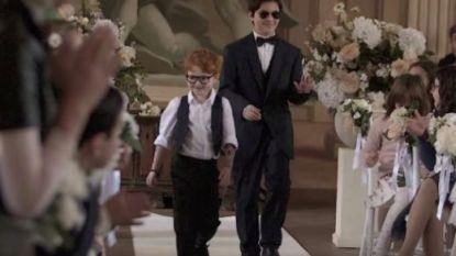 VIDEO. Andrea Bocelli en Ed Sheeran slaan handen opnieuw in elkaar voor schattige nieuwe clip