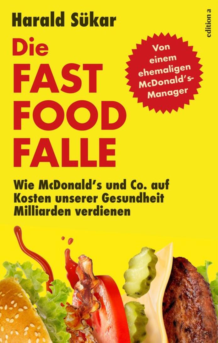 Boek Die Fast Food Falle