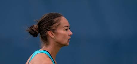 Kerkhove loot bij US Open Zweedse dubbelspeelster