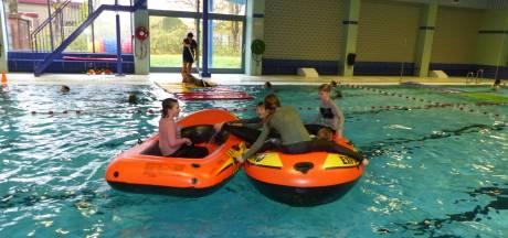 Zwembus richting 's-Gravendeel stopt in januari