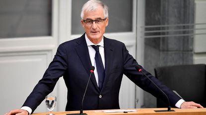 """Bourgeois: """"Vlaanderen staat er goed voor"""""""