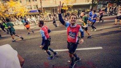 Sam De Bruyn en Frank Duboccage zetten topprestatie neer op marathon NY